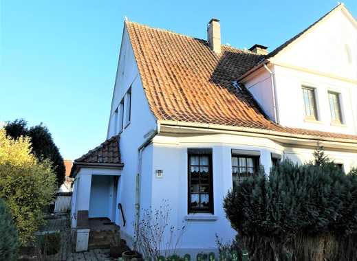 Doppelhaushälfte aus den goldenen 20er Jahre