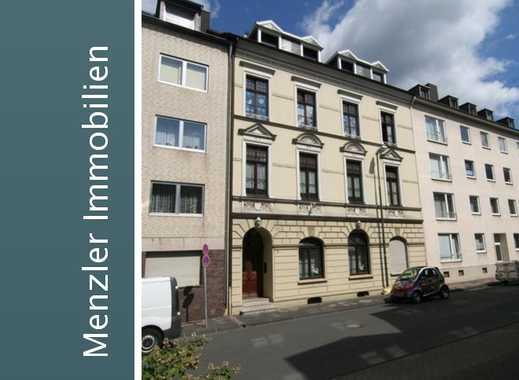 Smarter Wohnen! Familiengerechte 3-Zimmer-Wohnung im EG mit Balkon in Nähe zur Ratinger-City!