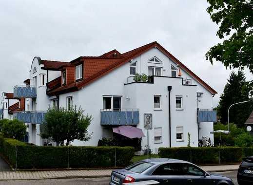 Renovierte 1-Zimmer-Whg mit Balkon + EBK!