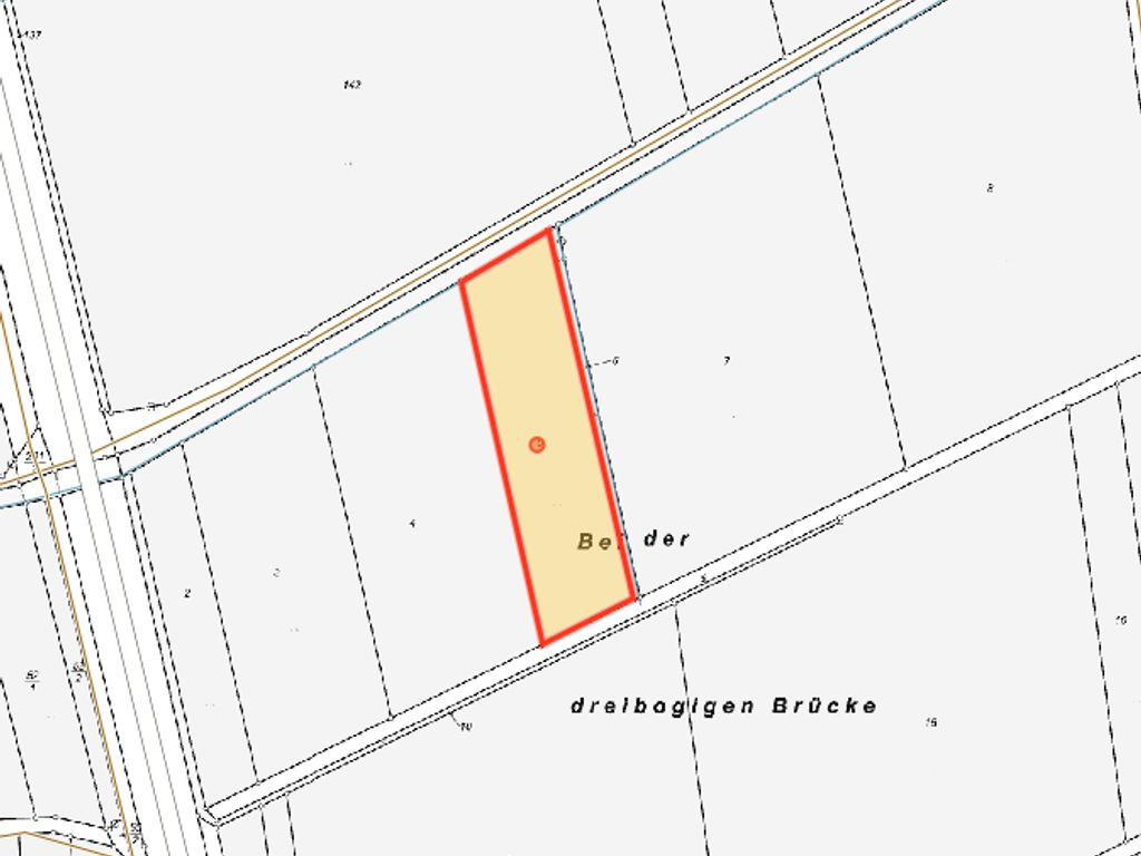 Ackerland Hainchen 3799 qm