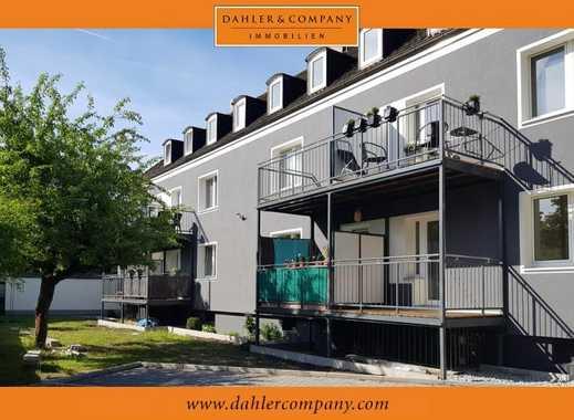 Zentrales Wohnen mit Balkon und Stellplatz