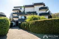 Zwei-Zimmer-Eigentumswohnung - Terrasse - Garten - Garage -