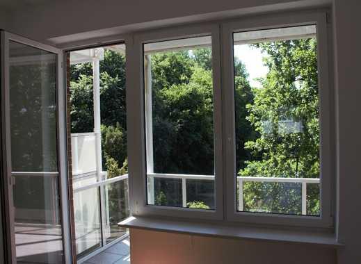 Kurpark, citynahe vollständig renovierte 3-Zimmer-Wohnung mit Balkon und Gäste-WC in Wilhelmshaven