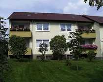 Bild Wohnen auf dem Land! Geräumige Wohnung mit Balkon...