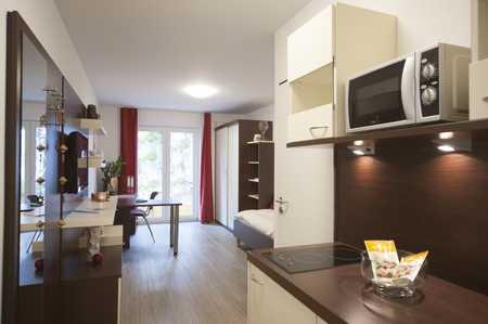 ***Moderne Single- und Studenten-Appartements - Schönbrunn*** in Schönbrunn (Landshut)