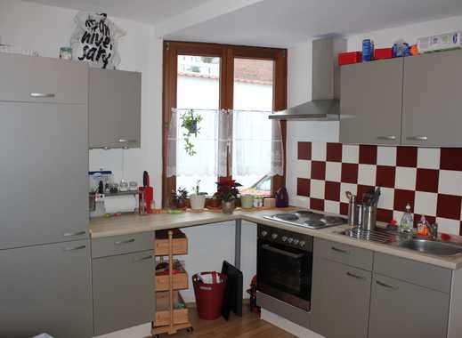 Freundliche, gepflegte 2-Zimmer-Erdgeschosswohnung zur Miete in Dieburg