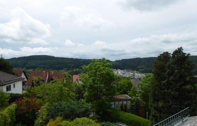 Blick nach Niederreifenberg