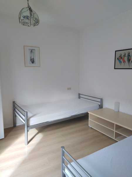 Möbliertes Zimmer in der Augsburger Innenstadt in Augsburg-Innenstadt