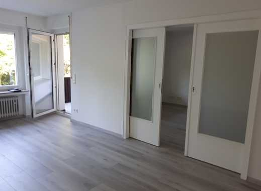 Vollständig renovierte 3-Zimmer-Erdgeschosswohnung mit Balkon in Hannover