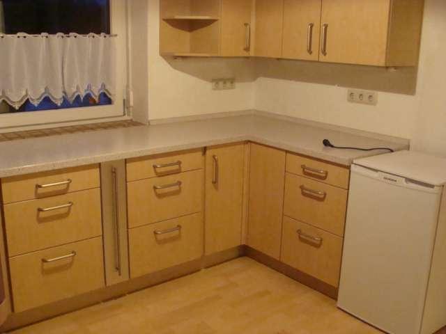 Gepflegte 2-Zimmer-Wohnung mit Balkon und Einbauküche in Außernzell