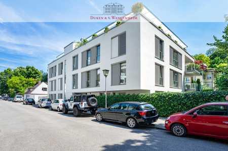 Elegante möblierte Stadtwohnung. 2-Zimmer-Wohnung nahe dem Kufsteiner Platz.  in Bogenhausen (München)
