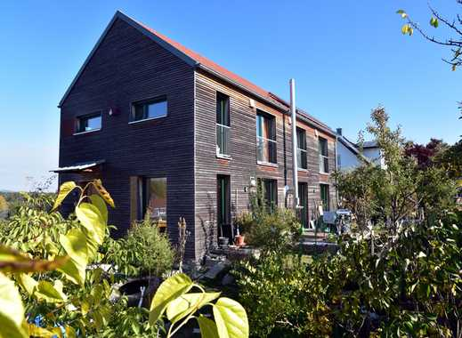 Einfamilienhaus Holzhaus auf dem Land, stadtnah!