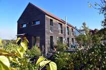 Einfamilienhaus Holzhaus auf dem Land