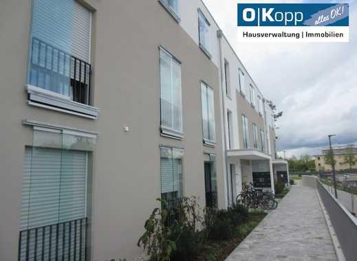 NEUBAU ! Dachgeschosswohnung mit Terrasse und Einbauküche