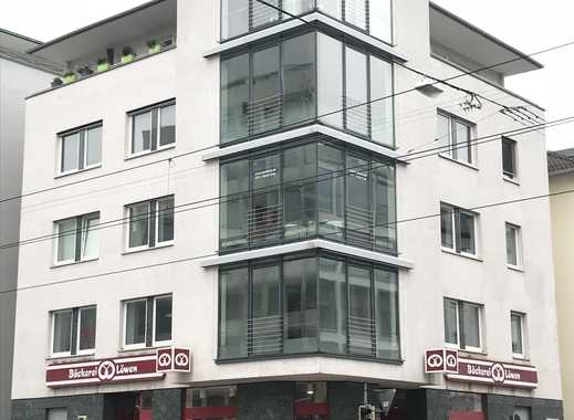 Penthouse-Wohnung mit Aufzug und Südbalkon in Stuttgart-West