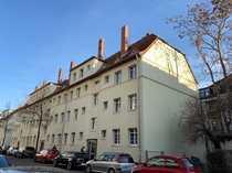 Zwei-Zimmer-Etagenwohnung mit Balkon zur Kapitalanlage