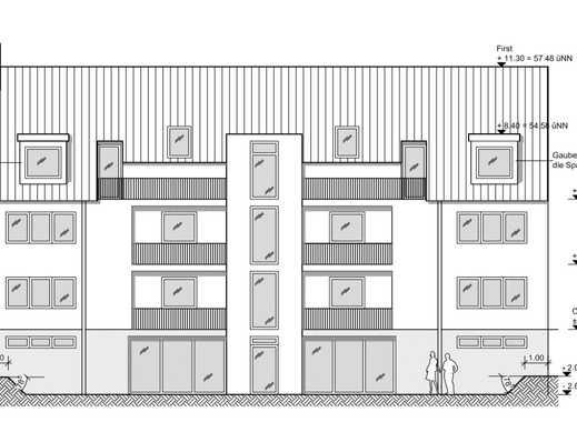 Baugrundstück MFH mit Genehmigung