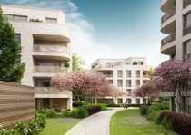 Neubau-Wohnen im Hainbrunnenpark 3-Zimmer-Wohnung mit