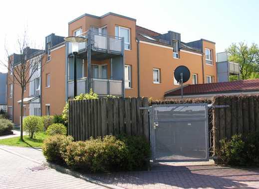 Vollständig renovierte 2-Zimmer-EG-Wohnung mit Balkon in Radeberg