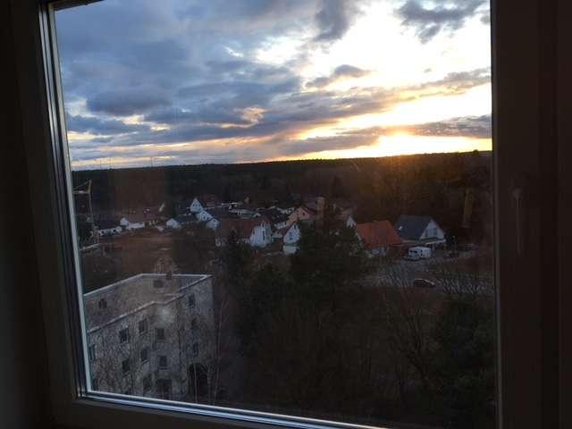 Schöne 2-Zimmer-Wohnung mit toller Aussicht / Nice 2 Room appartment with nice view in Herzogenaurach