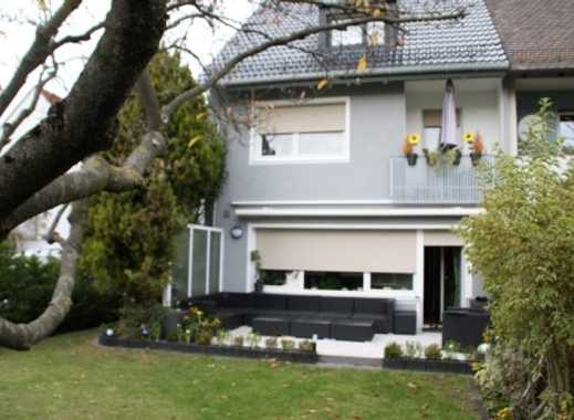 Top san. REH Nbg West, 7 Zi. ca.175 m² Wfl., 284 m² Grd., Klimaanl. , Ebk, Sauna, Konstanzenstr.