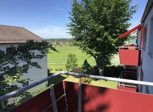 Gepflegte 2,5-Zimmer-Wohnung mit Balkon und EBK in Stuttgart Birkach