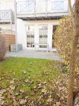 Bild Helles Garten-Appartment in schöner kleiner Anlage ! Sehr ruhig und doch zentral: