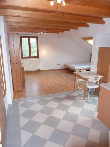 Altperlach: Sehr schönes, helles 1-Zi.-Appartment in angenehmer Wohnlage, Stadtrand München in Perlach (München)