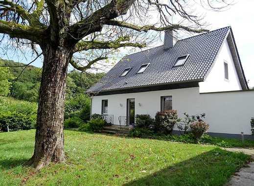 Renoviertes Anwesen mit großem Einfamilienhaus + 2 Häusern auf schönem Parkrundstück in Alleinlage