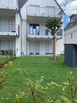 Erstbezug exklusive 2-Zimmer-Erdgeschosswohnung mit Einbauküche