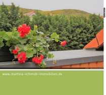 Bild Zweiraumwohnung mit Einbauküche und Dachterrasse in Wernigerode