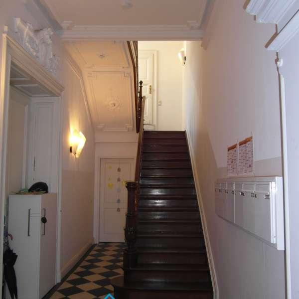 *** schöne 2,5-Zimmer-Wohnung mit Balkon im Frankenbergerviertel ***