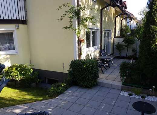 große Doppelhaushälfte, Traumlage, München-Aubing
