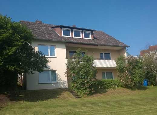 Helle Wohnung in Südhanglage mit toller Aussicht und Garten.