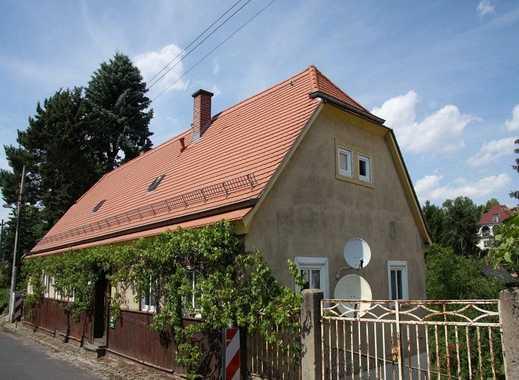 * DENKMAL * Winzerhaus zum Sanieren. Exklusive Bestlage von Dresden / am Loschwitzer Elbhang.