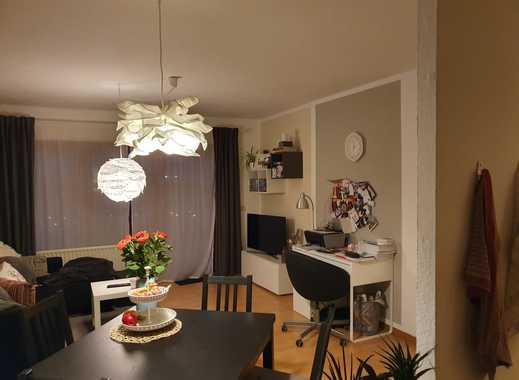 Exklusive, modernisierte 2-Zimmer-EG-Wohnung mit Balkon und EBK in Marburg