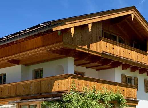 Exklusive, geräumige und neuwertige 4-Zimmer-Maisonette-Wohnung mit Balkon in Rottach-Egern