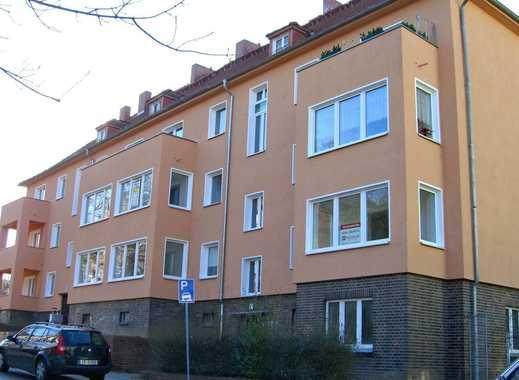 Erstbezug nach Sanierung 3-Raumwohnung mit Balkon