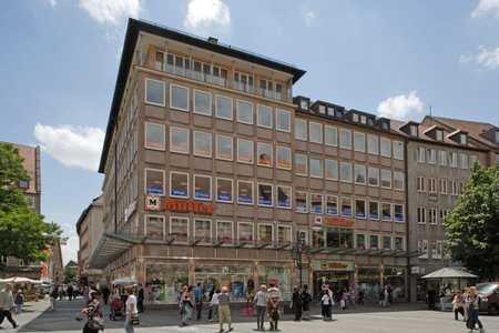 Provisionsfrei direkt vom Eigentümer! 5 Zimmer-Wohnung in der Altstadt zu vermieten in Altstadt, St. Lorenz (Nürnberg)