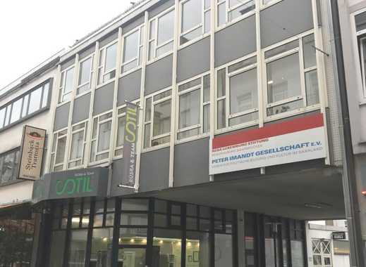 helle Büroetage am Rande der Bahnhofstraße