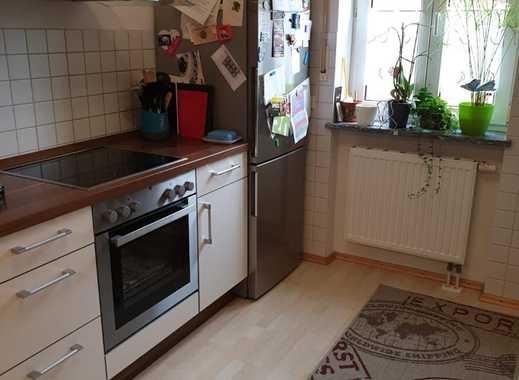 Neuwertige 4-Zimmer-Wohnung mit Balkon und EBK in Geisenhausen