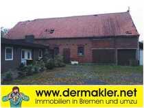 Weyhe-Jeebel Große Baulücke in geschützter