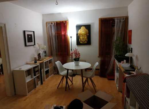 Zwei Zimmer 30 qm in schönem, alten Hof in der Altstadt von Dietzenbach