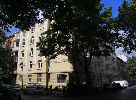 3-Zi.-Altbau in Uninähe - ideal als Wohnbüro / Praxis /  Atelier oder für WG
