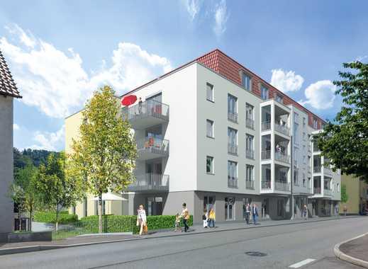 Neubau für Senioren: 2-Zimmer-Wohnung mit Balkon (auf Wunsch mit Betreuungsangebot)