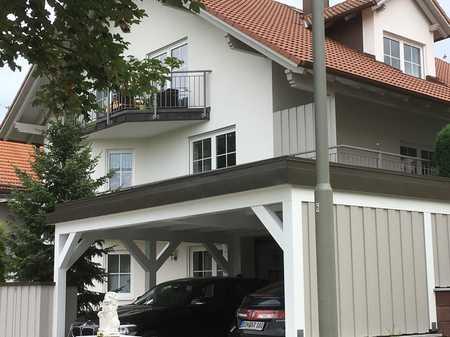 2 Zimmer Wohnung mit Garten in Eurasburg (Aichach-Friedberg)