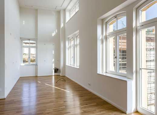 ERSTBEZUG Bleichert Werke - Großzügige Familienwohnung mit viel Altbaucharme, Balkon & 2 Bädern