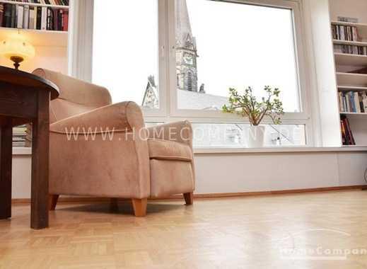 List-Oststadt, Schöne Wohnung mit 2 Balkonen,  Nähe Lister Meile mit Blick auf Stadtwald