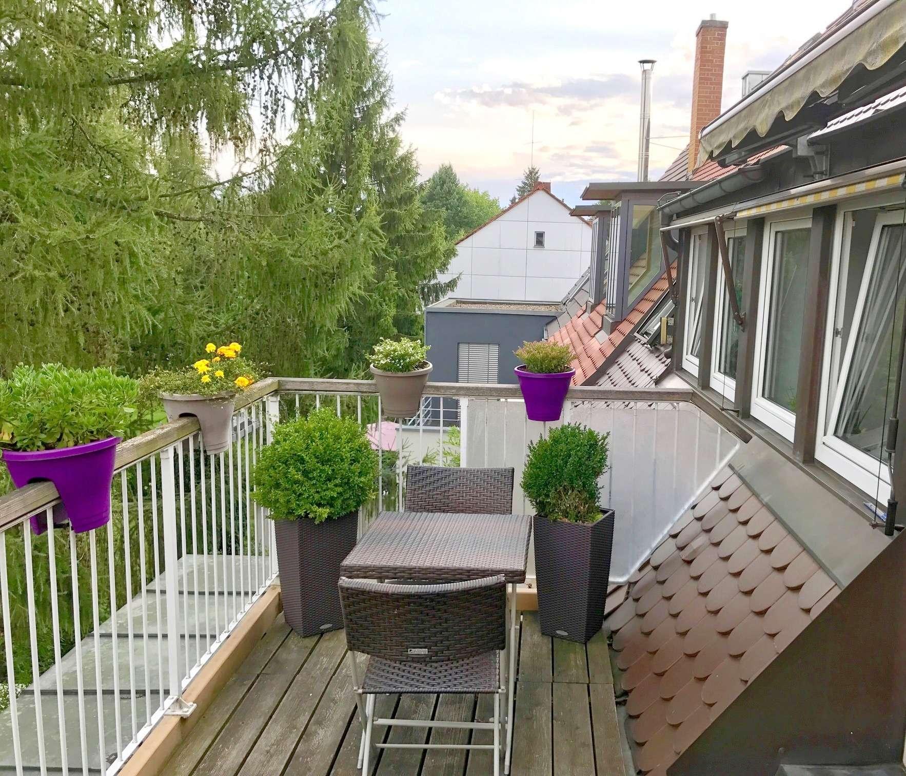 3-Zimmer Wohnung mit Balkon in Nürnberg Erlenstegen in St. Jobst (Nürnberg)