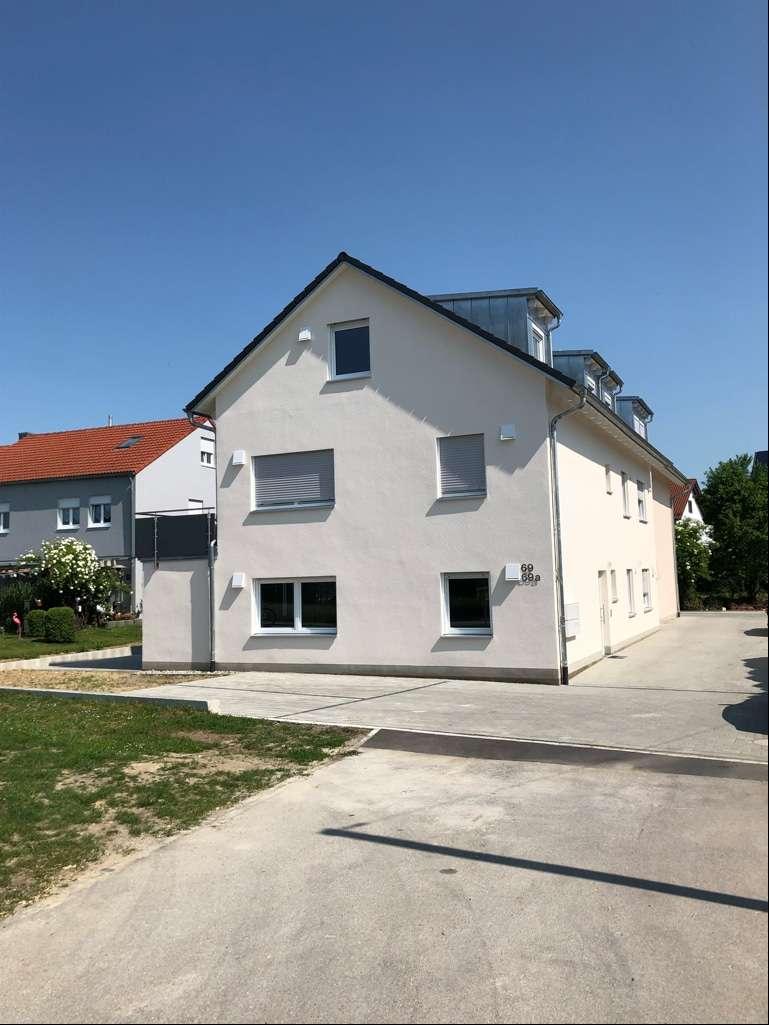 Schicke 2-Zimmerwohnung in Gaimersheim - Erstbezug